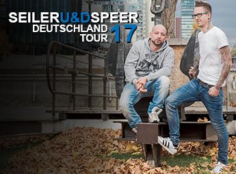 Seiler und Speer Tour 2017